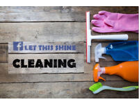 We would be happy to clean your house:)
