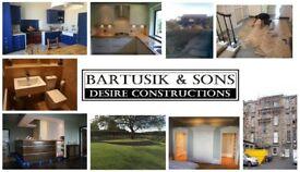 Desire Constructions Ltd-extension,renovation,conversion,joiner,kitchen,bathroom,building company