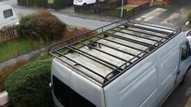 roofrack to suit renault master / movano