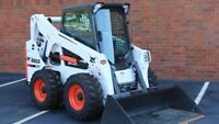 Skid steer/operator for hire