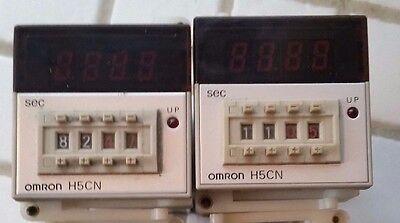 Omron H5cn-xan Timer