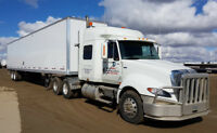 EDMONTON BASED CLASS 1 AND CLASS 5 DRIVERS NEEDED