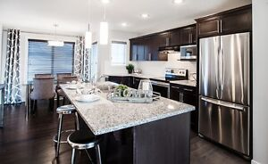 LAKEFRONT TOWNHOMES IN TRUMPETER-NO CONDO FEES! BRAND NEW!