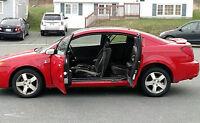 2007 Saturn ION Quad Coupe