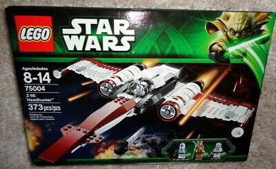 New Star Wars Lego - 75004 Z-95 Headhunter - Retired Set 2013 - Sealed