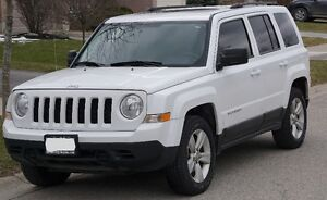 2011 Jeep Patriot North Edition 4 x 4 w/ Sun & Sound Package