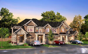 Almost Brand new freehold townhouse In Guelph