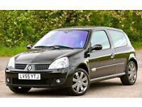 2005 Renault Clio 2.0 16v Renaultsport 3dr