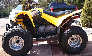 2012 Can Am Ds90 4 stroke..