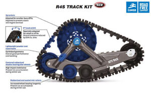 R4S ATV Tracks by Camoplast - NEW w/ 2yr warranty.