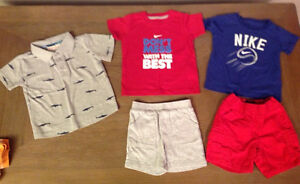 Boys size 12-18 months - 5 items total for only $10