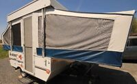 2007 Jayco 806 Tent Trailer w/ Awning, Screen Roon, BBQ