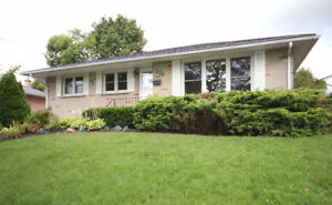 Upper Level Move-In Ready 3 Bedroom Bungalow- Great Location!
