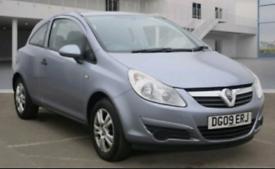 Vauxhall Corsa 1.3Cdti 2009