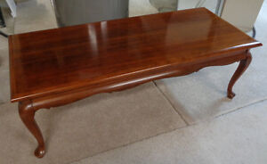 Gibbard Solid Cherry Coffee Table