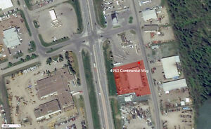 BCR Industrial with Highway Frontage. 15,000 sq ft for lease