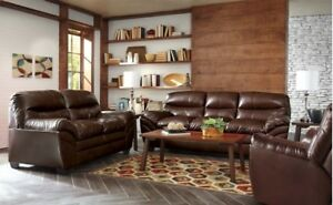 TODAY ONLY!! HUGE SAVINGS!! SOFA & LOVE SEAT!!