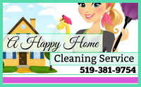 A Happy Home Cleaning Service