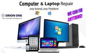 COMPUTER, LAPTOP, TABLET, SMARTPHONE REPAIRS, UPGRADES & CLEANUP
