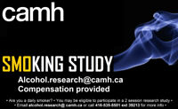 Wanted: Seeking Daily Smokers for a Research Study
