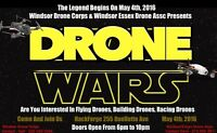 Drone Wars - Fly, Build, Race - This Is The Place