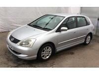 2004 HONDA CIVIC 1.4i SE > DRIVES SUPERB < CLEARANCE PRICE OFFER £1075.