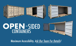 PORTABLE STORAGE CONTAINERS // COXON'S SALES & RENTALS LTD. London Ontario image 5