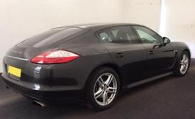 PORSCHE PANAMERA 3.0 V6 D 300 TIPTRONIC S PLATINUM EDITION FROM £139 PER WEEK!