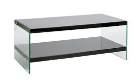 Brand new black gloss coffee table