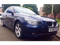 BMW 5 Series E60 520d LCi Business edition - only 19000 miles