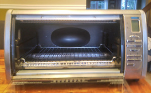 Black and Decker  Convection toaster oven with free rice cooker