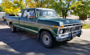 1977 Ford F-250 XLT Supercab