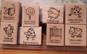 Stampin' Up Stamp Sets
