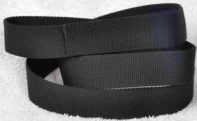 Stretch Gürtel Stretchgürtel Klettverschluß schwarz Länge bis XXXL Elastik