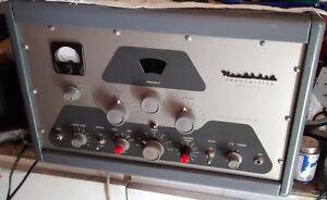 Émetteur AM Heathkit DX-100, très bonne condition 250$