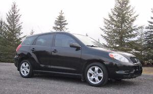 "2003 Toyota Matrix XR ""Limited Edition"""