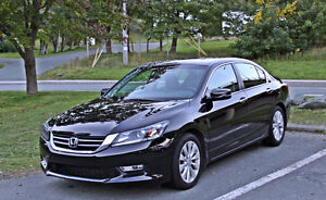 REDUCED PRICE - 2013 Honda Accord EX-L Sedan - Fully loaded !