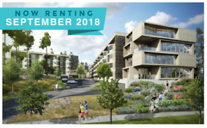 Brand New VEDA Buildings: Move in September 2018! Steps to UBCO