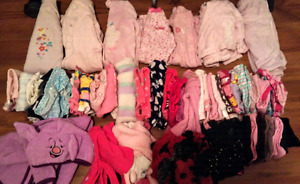 Lot clothes+ car seat warmers