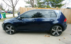 2015 VW Golf TDI factory warrenty to 2026