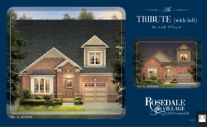 Brand New Townhouse in Gated Community
