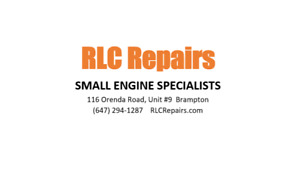 Are you looking for a Small Engine shop to help your business?