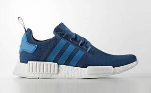 Adidas nmd r1 steel blue/white Nollamara Stirling Area Preview