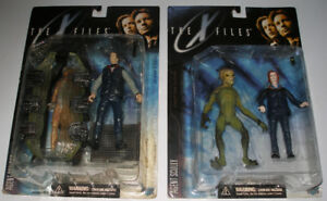Vintage Late 1990s, Early 2000s Boxed Figures