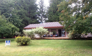North Shuswap Cottage