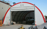 Fabric Covered Buildings - FastCover Fabric Structures-SC