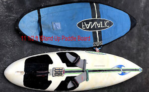 FANATIC 11 ft  Stand Up  Board