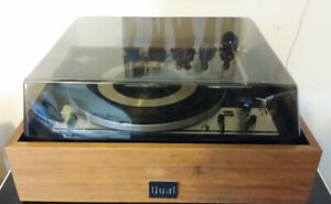 Dual 1214 Fully Automatic Turntable