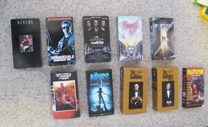 DVD's and VCR movies Kitchener / Waterloo Kitchener Area image 2