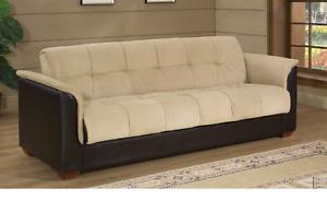 Futon - sofa bed - Tax in